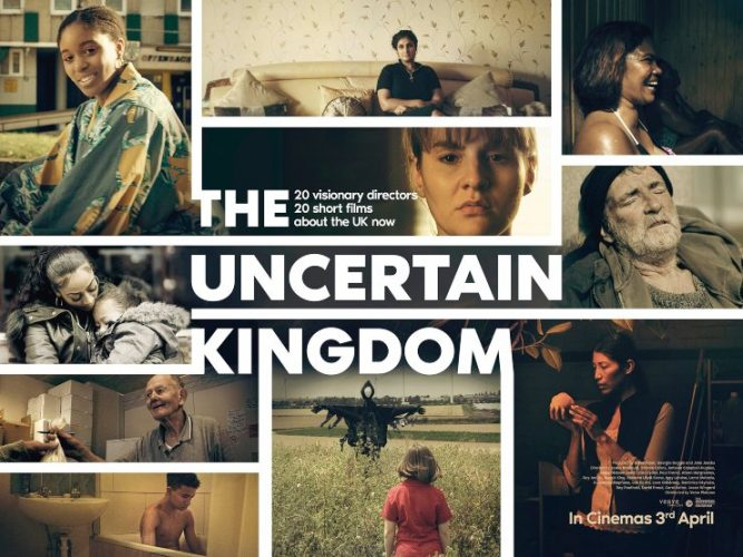 Watch The UK Trailer For Captivating Uncertain Kingdom Anthology