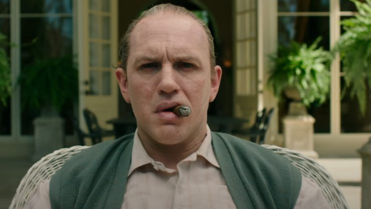 Josh Trank's Capone Starring Tom Hardy Gets A Trailer