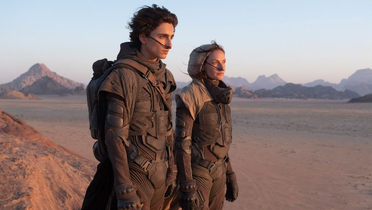 More Images Released For Denis Villeneuve's Dune!
