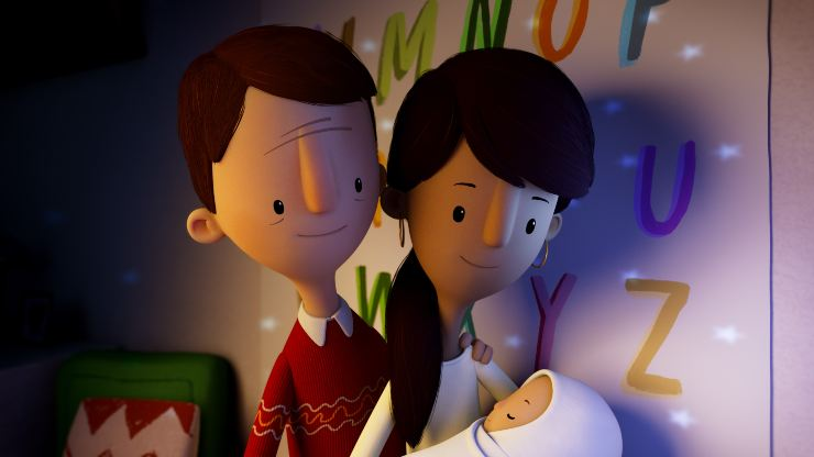 Watch Apple TV+ Trailer For Animation 'Here We Are'