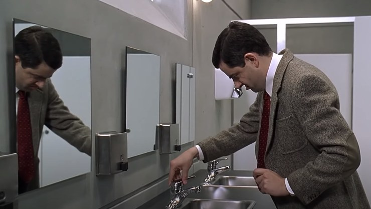 Now Wash Your Hands According To Movies