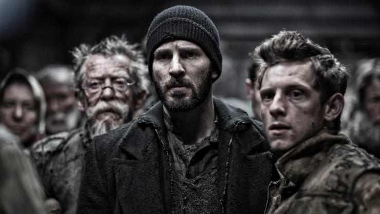 Snowpiercer Finally Getting UK Home Release!