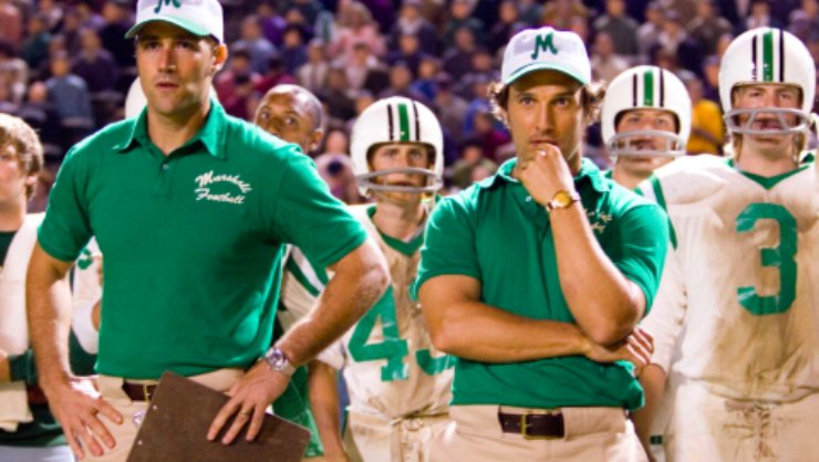 The Hail Mary of American football movies