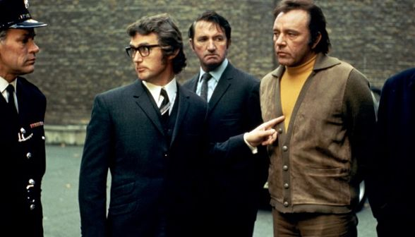 Blu-Ray Review – Villain (1971)