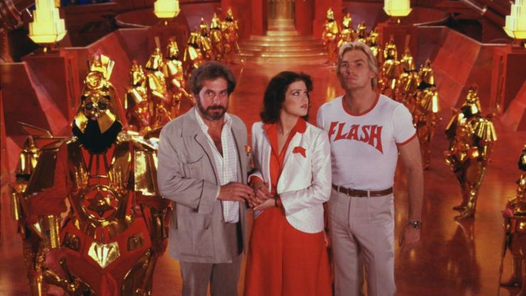 Flash Gordon Is 40! Cult Film Getting 4K UK Release!