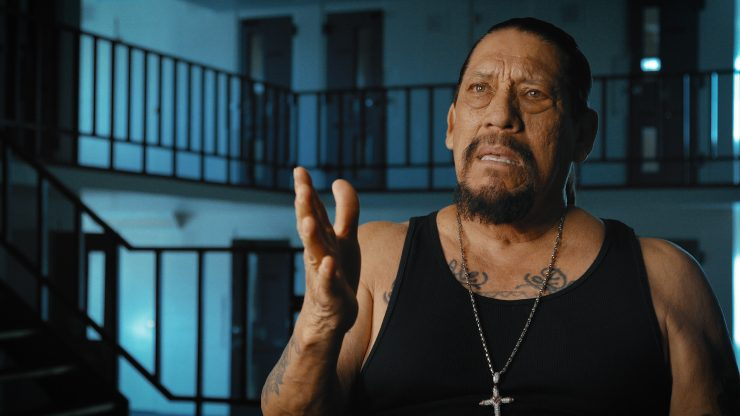 Inmate #1: The Rise of Danny Trejo Trailer Pay's Homage To One Of Hollywood's Unlikeliest Heroes