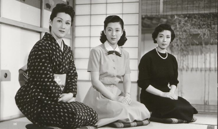 Yasujirô Ozu's The Flavour of Green Tea Over Rice Coming On Blu-Ray