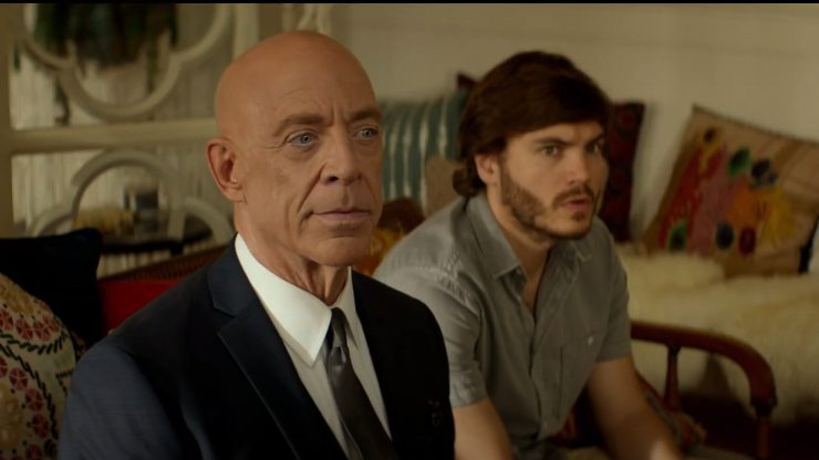 'Strap In' For All Nighter Watch UK Trailer Starring J.K Simmons