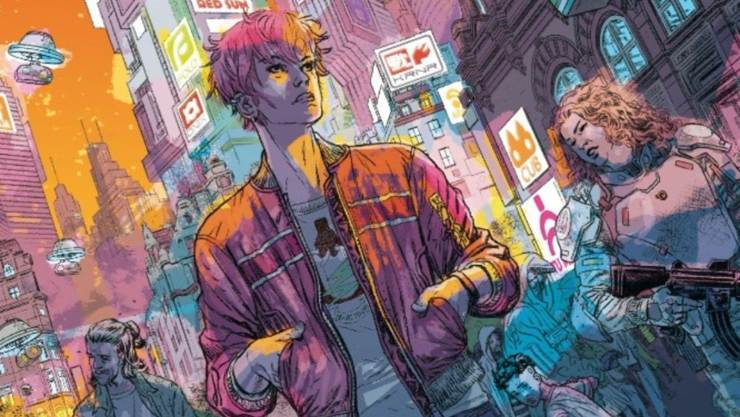 Duncan Jones 'Mooniverse' Final Part Will Be A Graphic Novel