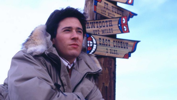 Win Northern Exposure Complete Series Box Set on DVD