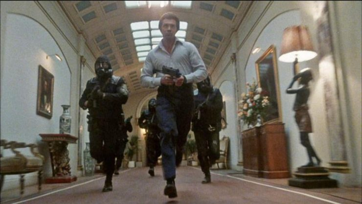 Win Who Dares Wins On Blu-Ray Starring Lewis Collins,