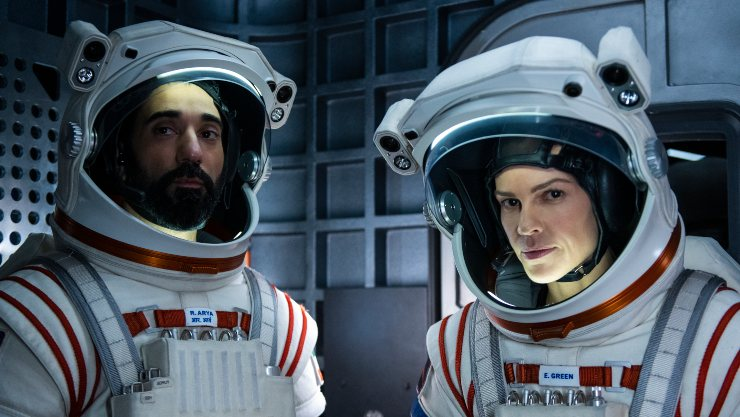 Hilary Swank Is Mars Bound In 'Away' First Trailer