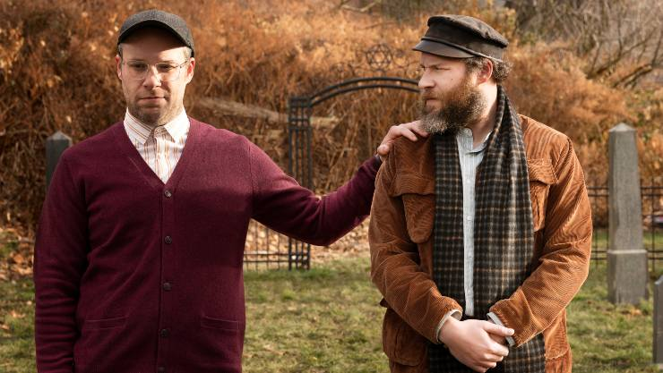 Seth Rogen's An American Pickle Gets A UK Trailer