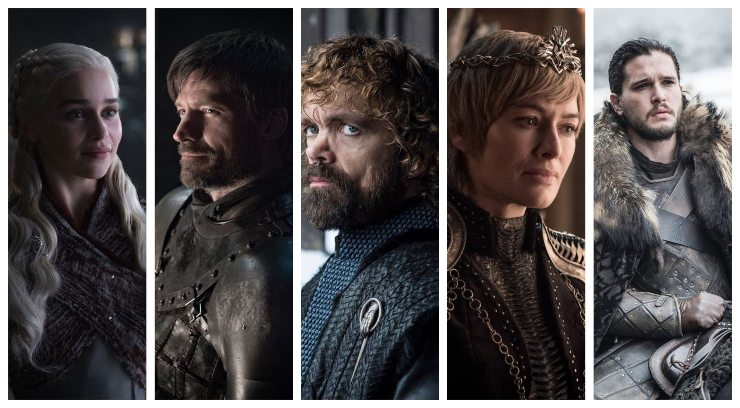 Merry Christmas! The Game Of Thrones Complete Collection In 4K!