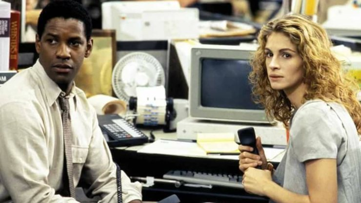 Julia Roberts And Denzil Washington Teaming Up For 'Leave The World Behind'