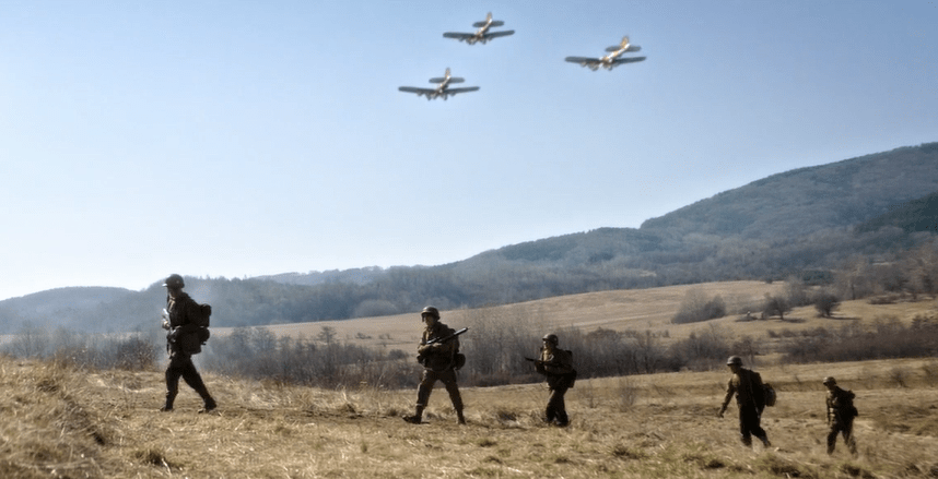 Film Review – Ghosts of War (2020)