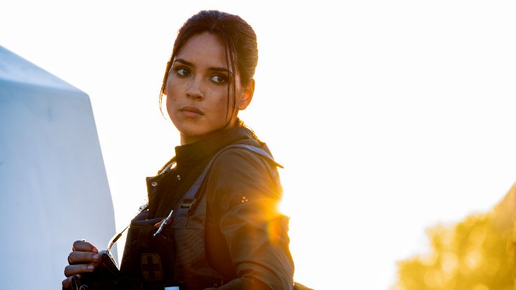 Adria Arjona  Joining The Disney+ Cast For Rogue One Spin-Off