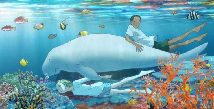 Children Of The Sea To Premiere At Screen Anime September