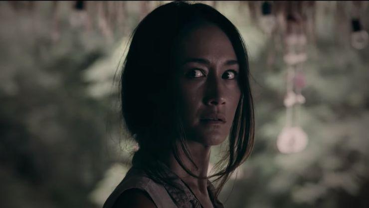 Death Of Me Trailer Maggie Q Attempts To Solve Her Murder
