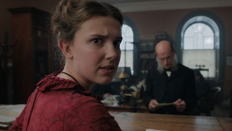 Mystery Runs In The Family In Enola Holmes Trailer