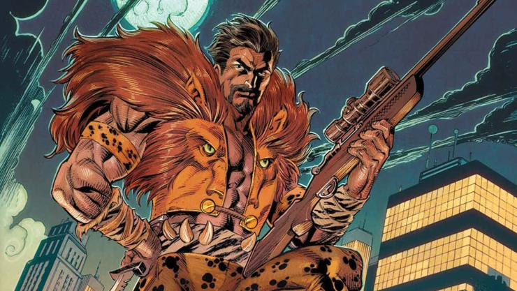 Kraven The Hunter Movie, Sony Want J.C Chandor To Direct?