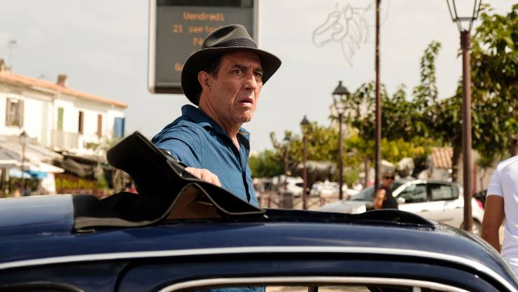 Ciarán Hinds Is The Man In The Hat Watch UK Trailer