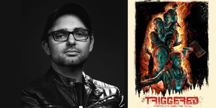 FrightFest 2020 Interview – Alastair Orr (Triggered)
