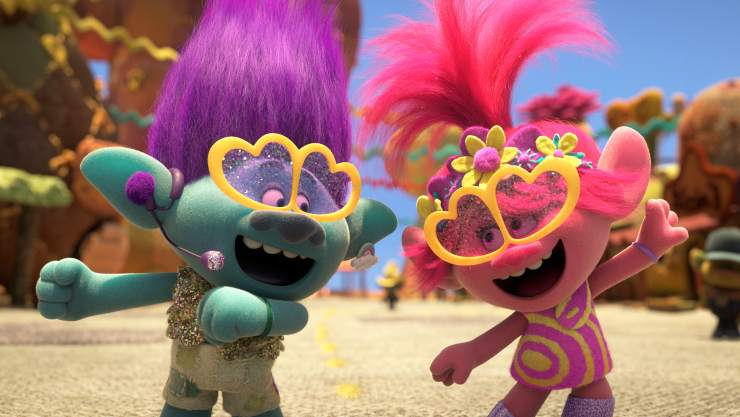 Trolls World Tour Still Ruling The Roost At The Official Film Chart
