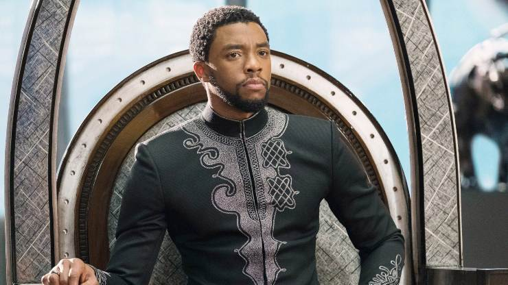 """For Wakanda!"" Black Panther Is Number 1 on the Official Film Chart"