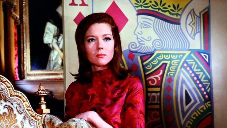 Diana Rigg Star Of Avengers, The Game Of Thrones Dies Aged 82