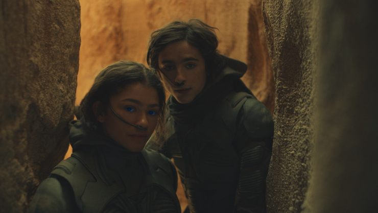 Watch The Epic First Trailer For Denis Villeneuve's Dune!