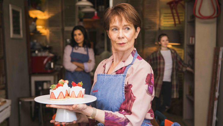 Win Love Sarah Starring Celia Imrie On DVD