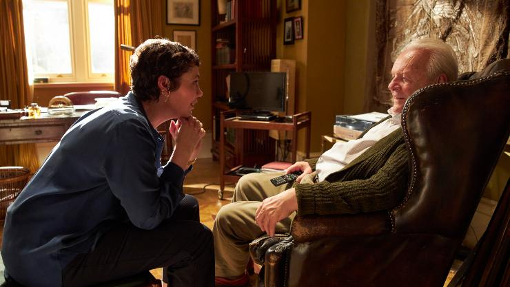 Watch The UK Trailer For The Father Starring Anthony Hopkins