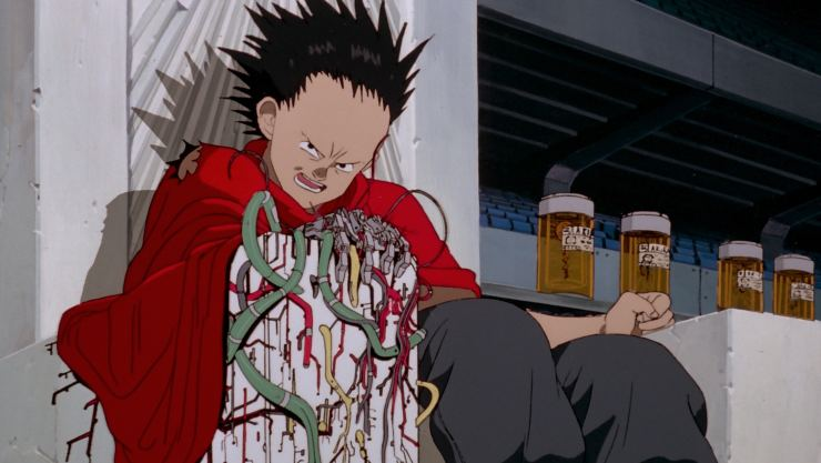 Akira Limited Edition 4K UHD Blu-Ray Coming November!