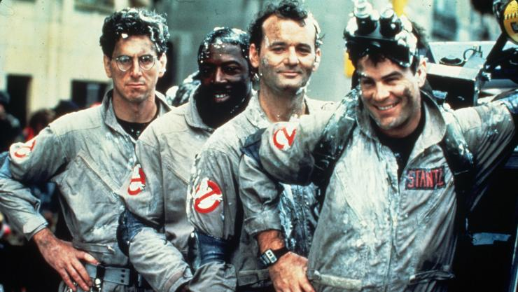 Who You Gonna Call? Ghostbusters in 4K!!!