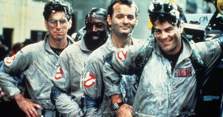 Win Ghostbusters 1&2 on 4K Blu-Ray