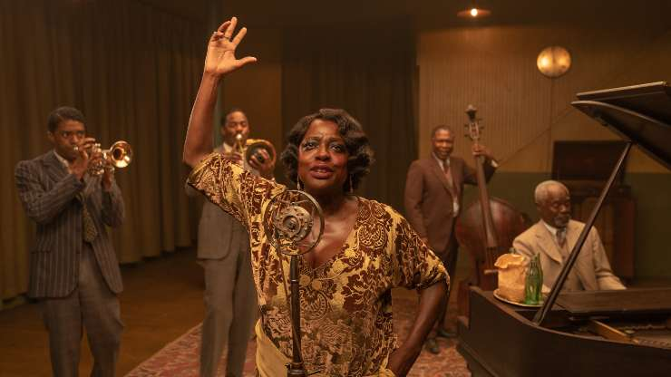 Dance The Blues In Ma Rainey's Black Bottom Trailer