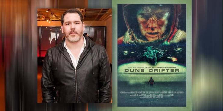 Frightfest October 2020 Interview – Marc Price (Dune Drifter)