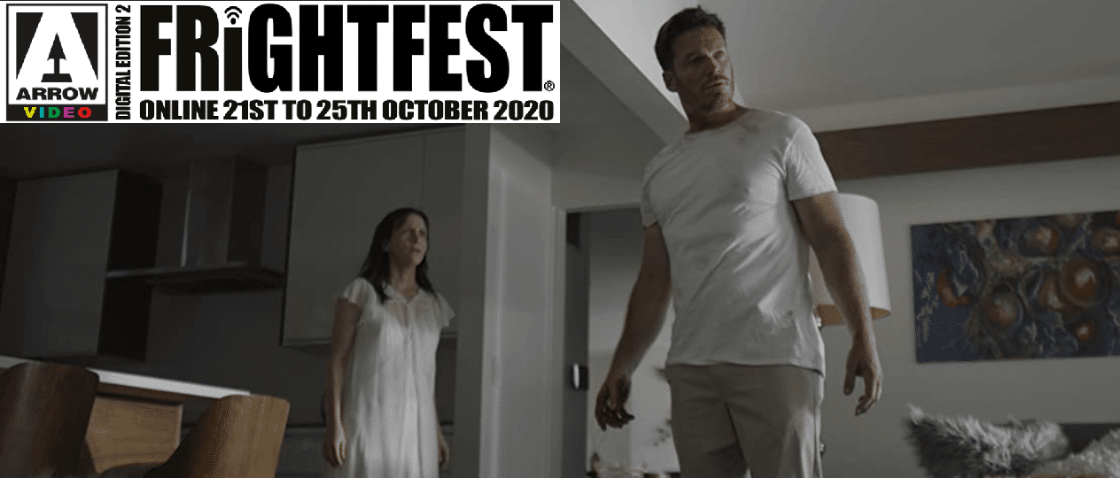Arrow Frightfest October Digital Event – Film Review – Held (2020)