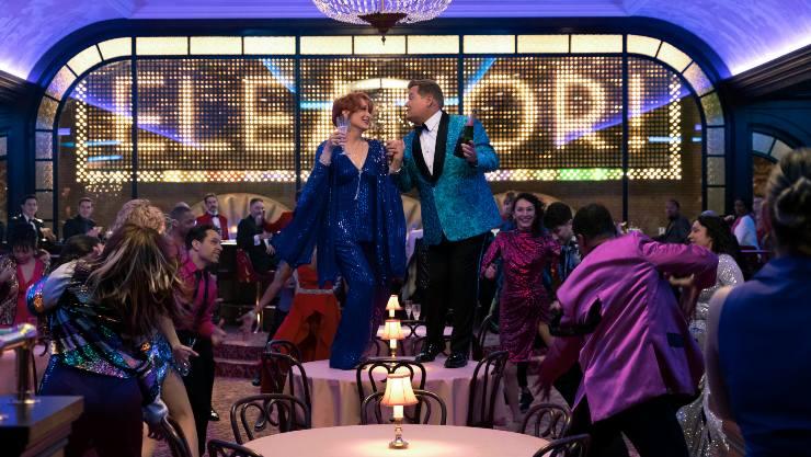 Lights, Camera, Sing In Ryan Murphy's Prom Trailer