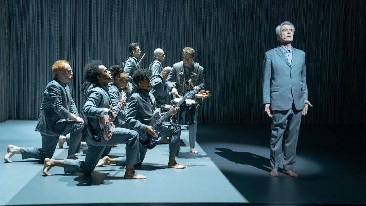 Watch UK Trailer For David Byrne's American Utopia