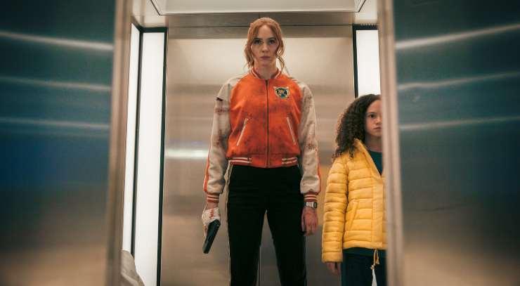 First Look At Gunpowder Milkshake Starring Karen Gillan