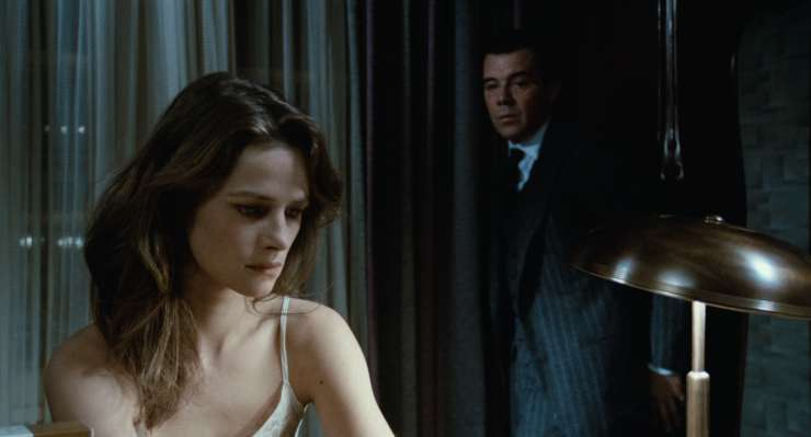 New 4K Blu-Ray Of The Night Porter Starring Charlotte Rampling