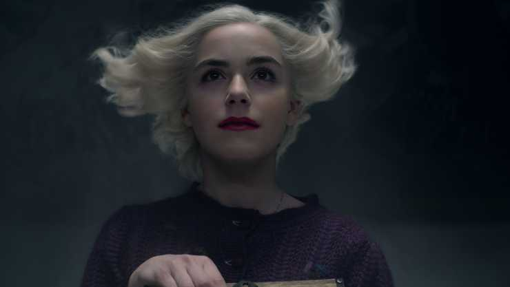 Chilling Adventures Of Sabrina Season 4 Trailer  Teases The End Of All Things