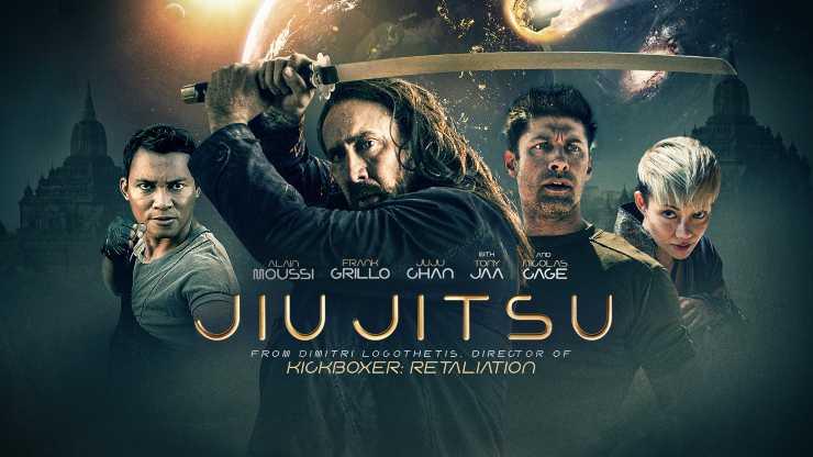 Win A Digital Copy Of Jiu Jitsu Starring Nicolas Cage