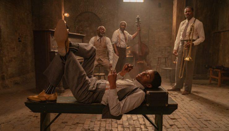 Netflix Review – Ma Rainey's Black Bottom (2020)