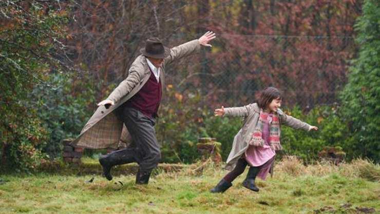 Hugh Bonneville Is Roald Dahl In To Olivia Trailer
