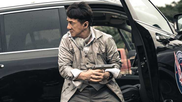 Watch The UK Trailer For Vanguard Starring Jackie Chan