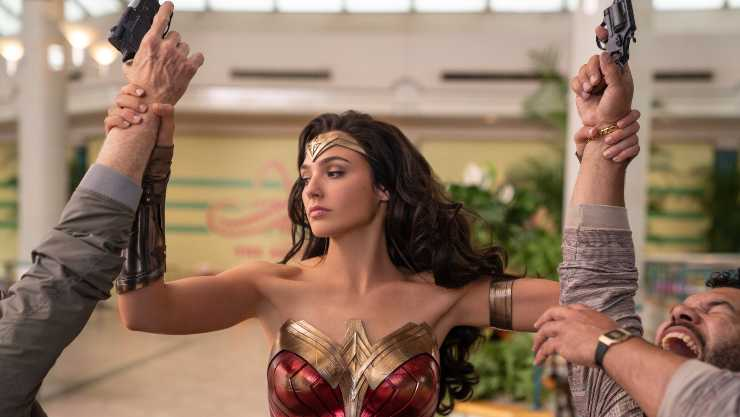 New Wonder Woman 1984 Artwork Confirms UK Release Date
