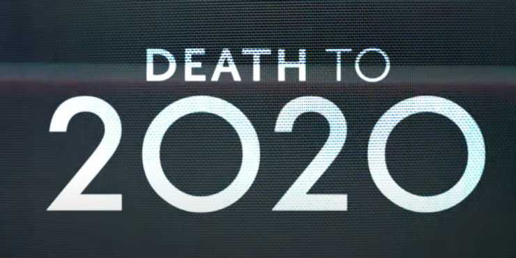 Netflix Tease Charlie Brooker's Death To 2020 Special